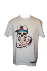 T-shirt ZR MX Free Spirit  White