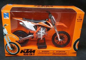 MODEL New Ray 1:10 KTM SX-F