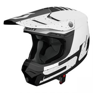Kask Scott 350 EVO TEAM black/white